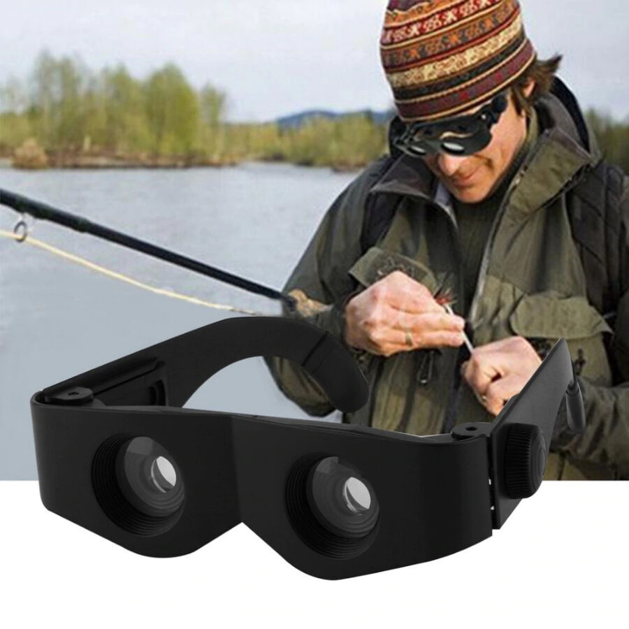 Очки-бинокль для рыбалки,охоты.туризма 3*28