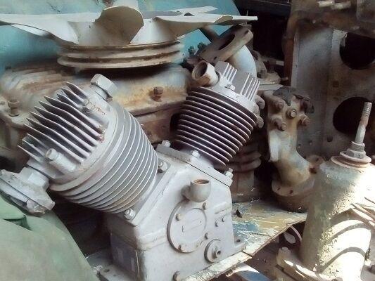 Компрессор тс-600 Elgi