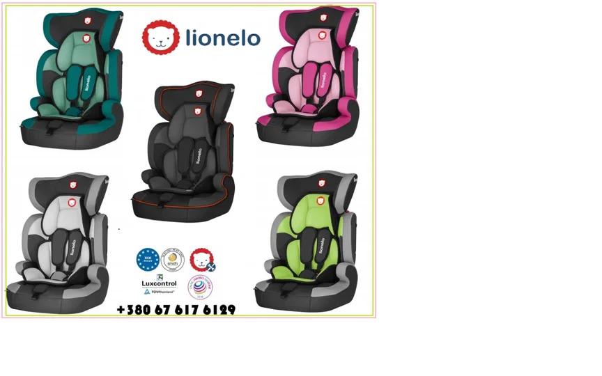 Автокреcло lionelo levi one grey new model 2020 супер цена!