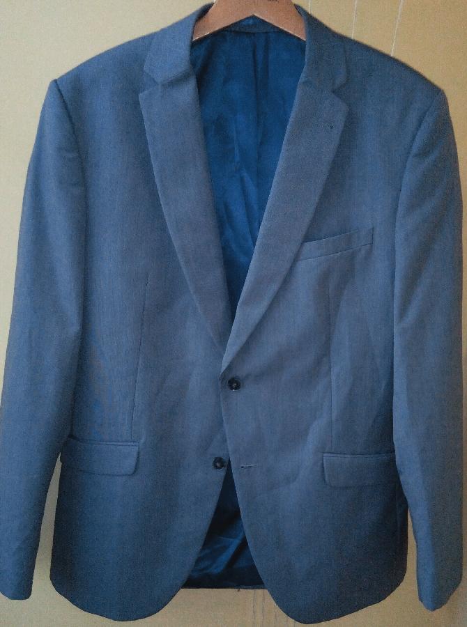 Пиджак зауженного кроя Angelo Litrico