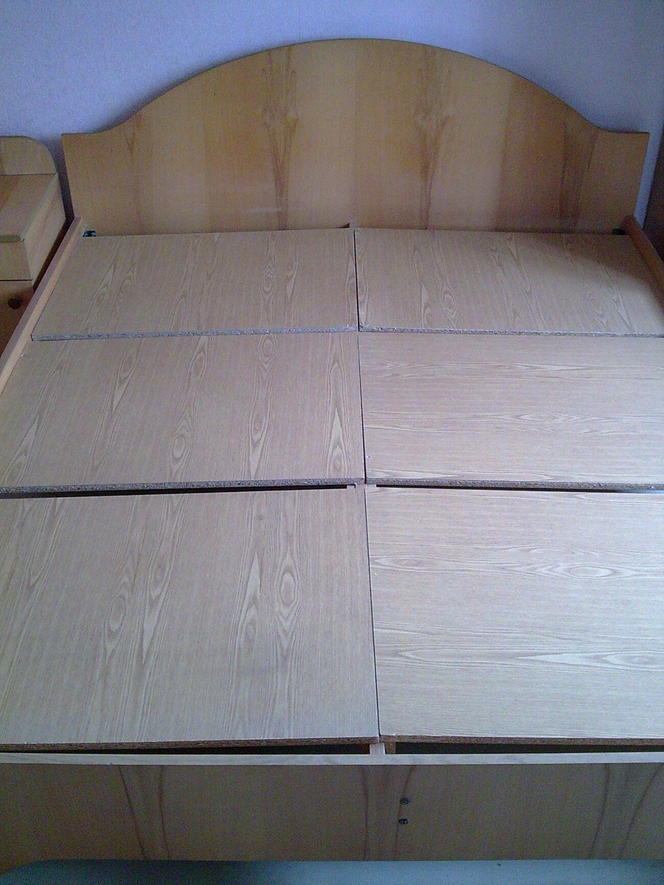 Кровать 2-х местная / Спальня