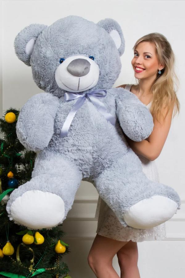 Плюшевый мишка, Плюшевый медведь, Большой мишка, Тедди , подарок