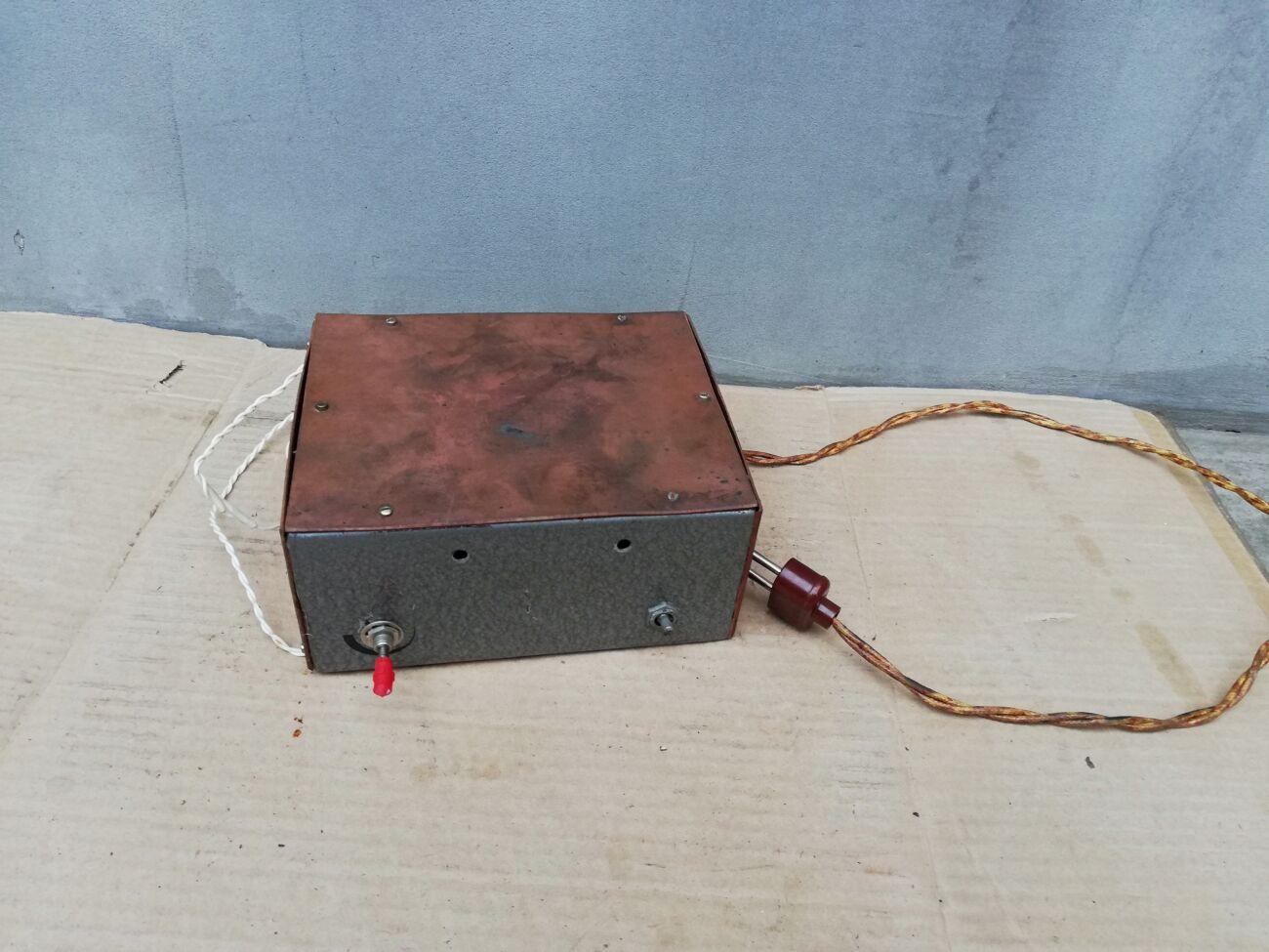 Прибор блок питания зарядное устройство