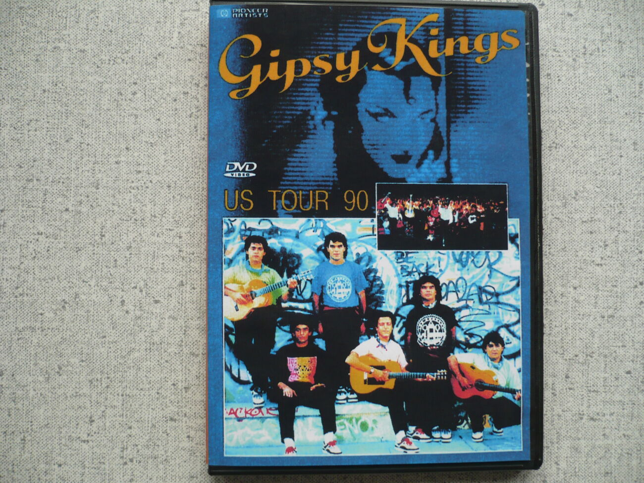 Gipsy Kings - US Tour 90. dvd