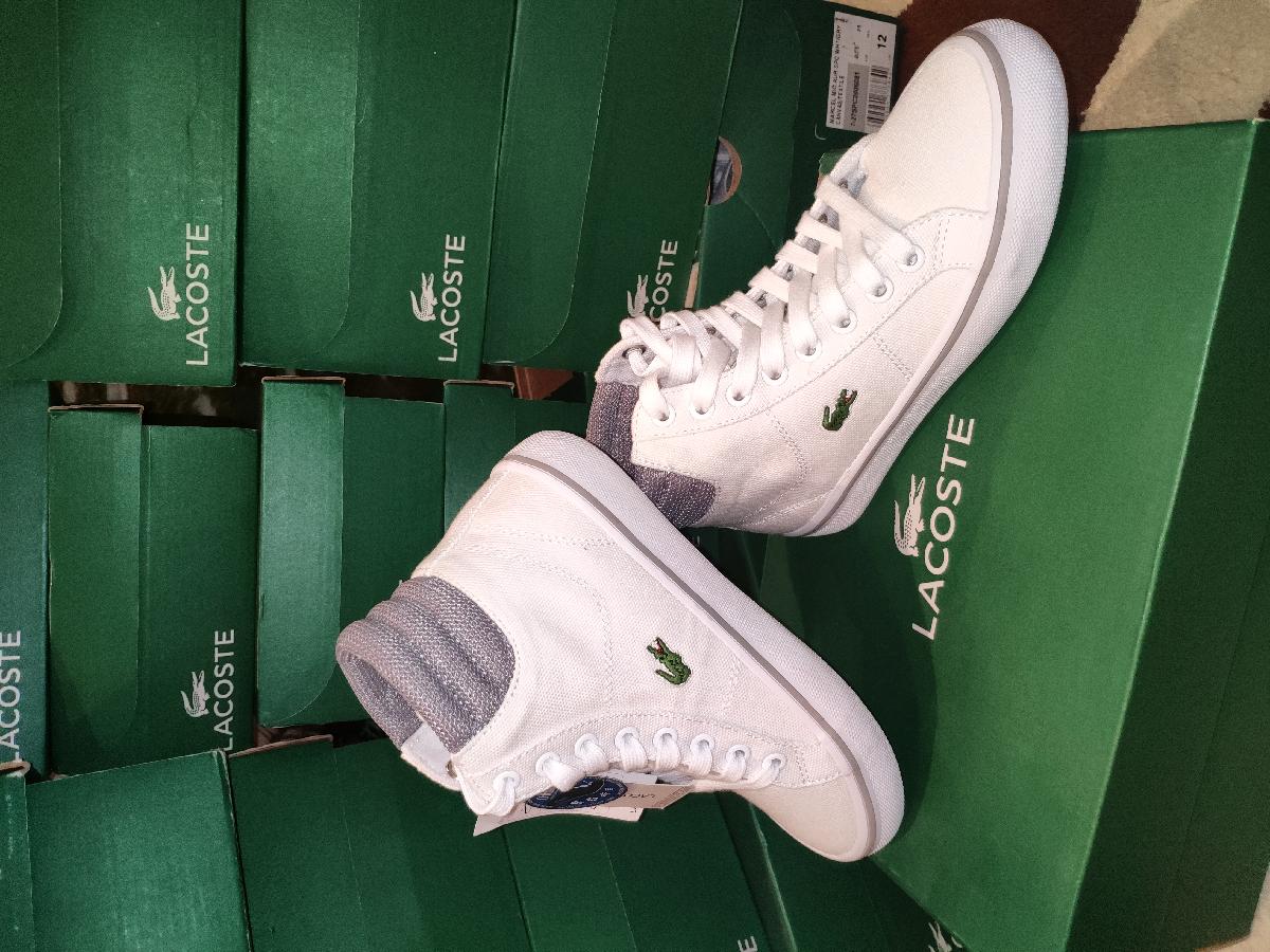 Lacoste Детская обувь, детские кеды детские кроссовки