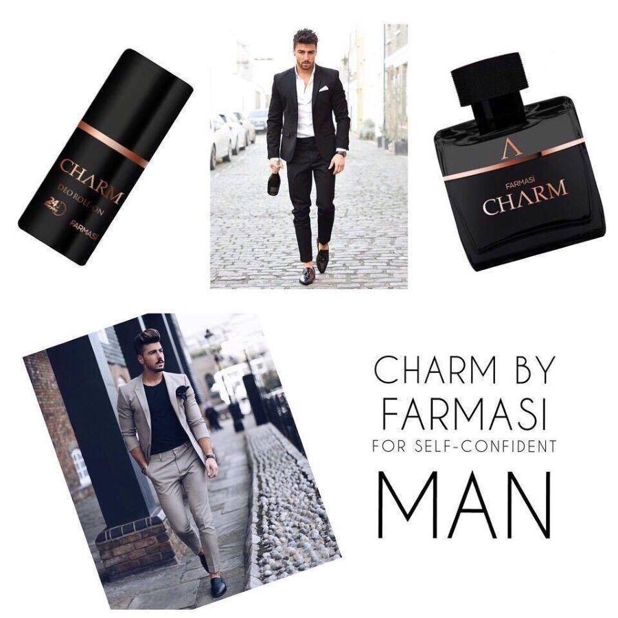 Парфюм Charm при покупке мужского аромата получи -50% любой женский