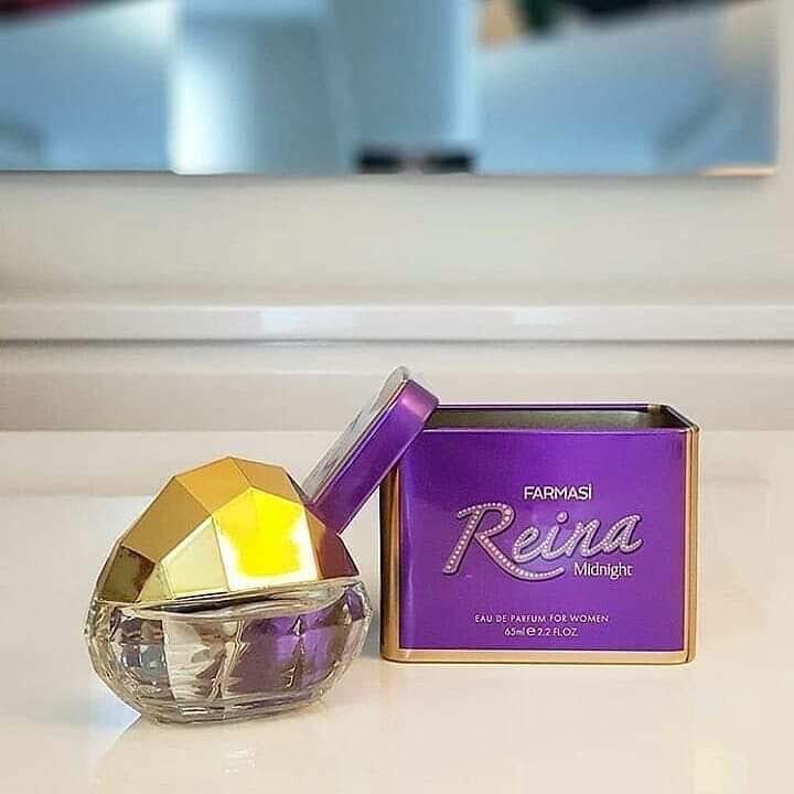 Reina при покупке женского парфюма любой мужской аромат -50%