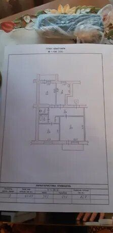 продається 3 кімн квартира вул. Перемоги