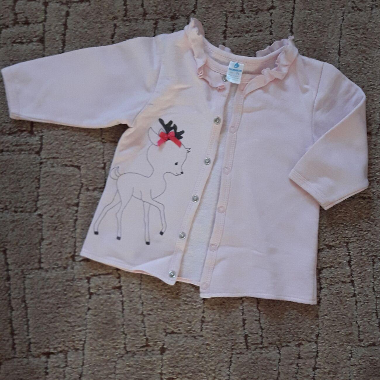 Одежда для девочек от 6 месяцев до 2 лет