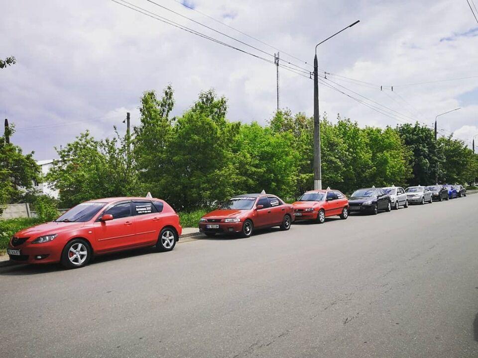 Индивидуальные уроки вождения г. Николаев