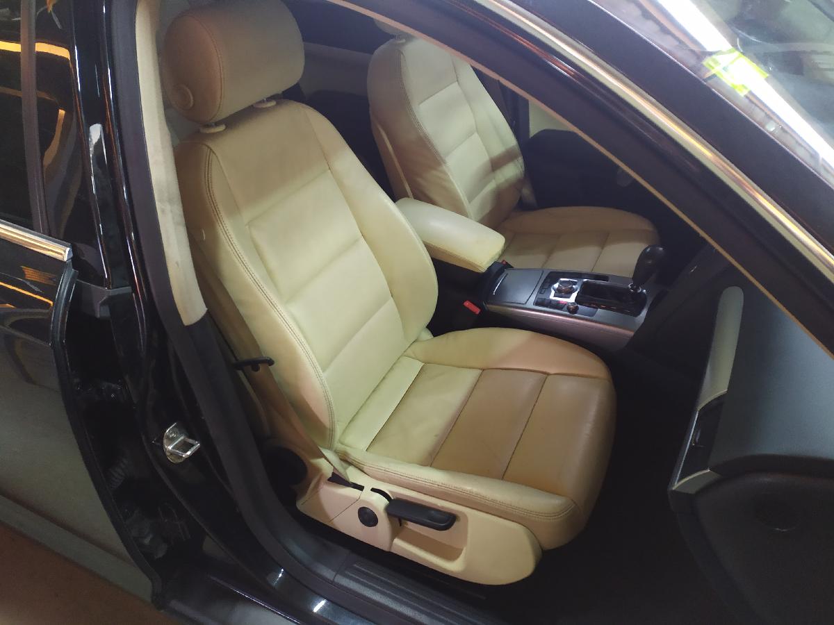 Салон Сидушки Сидения Ауди А6С6 комплект Разборка Запчасти Шрот Audi