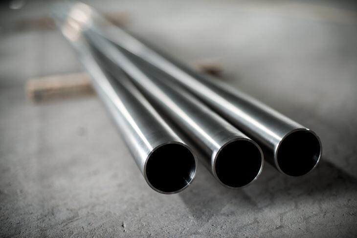Труба ВТ1-0 титан ф25х2,5 мм
