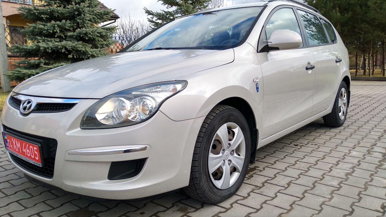 Hyundai 1.6 i30 Limited Edition Fifa 2010, шестиступка! ЛІНЗИ