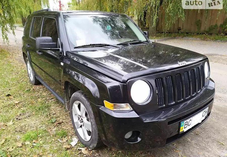 Разборка Jeep Patriot PK (2006-2011)