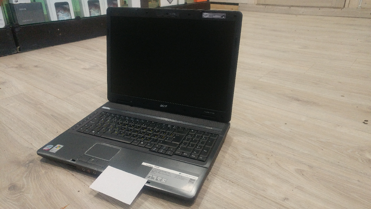 Acer TravelMate 7720, Intel Core2Duo T7500 2.2GHz, 4 Gb, 160Gb HDD