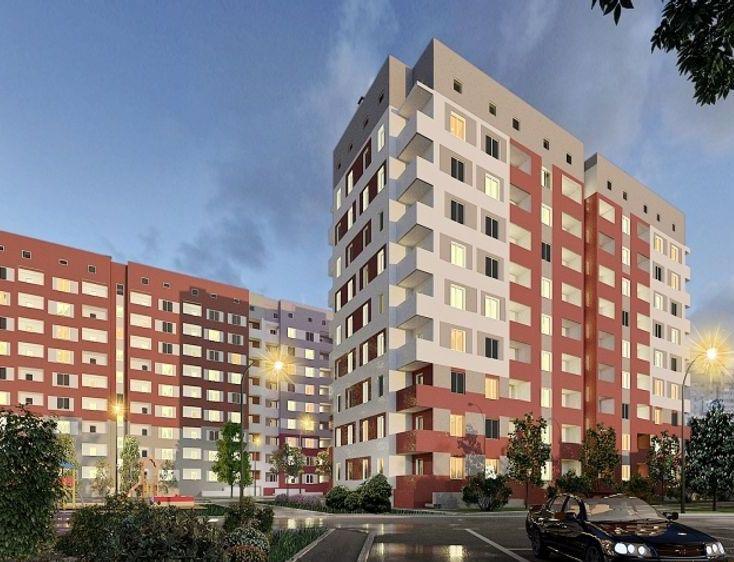 Продам видовую 1 комнатную квартиру в сданном новострое ЖК Гидропарк