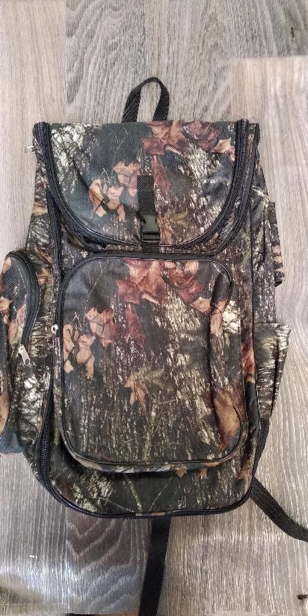 Рюкзак для металлоискателя.