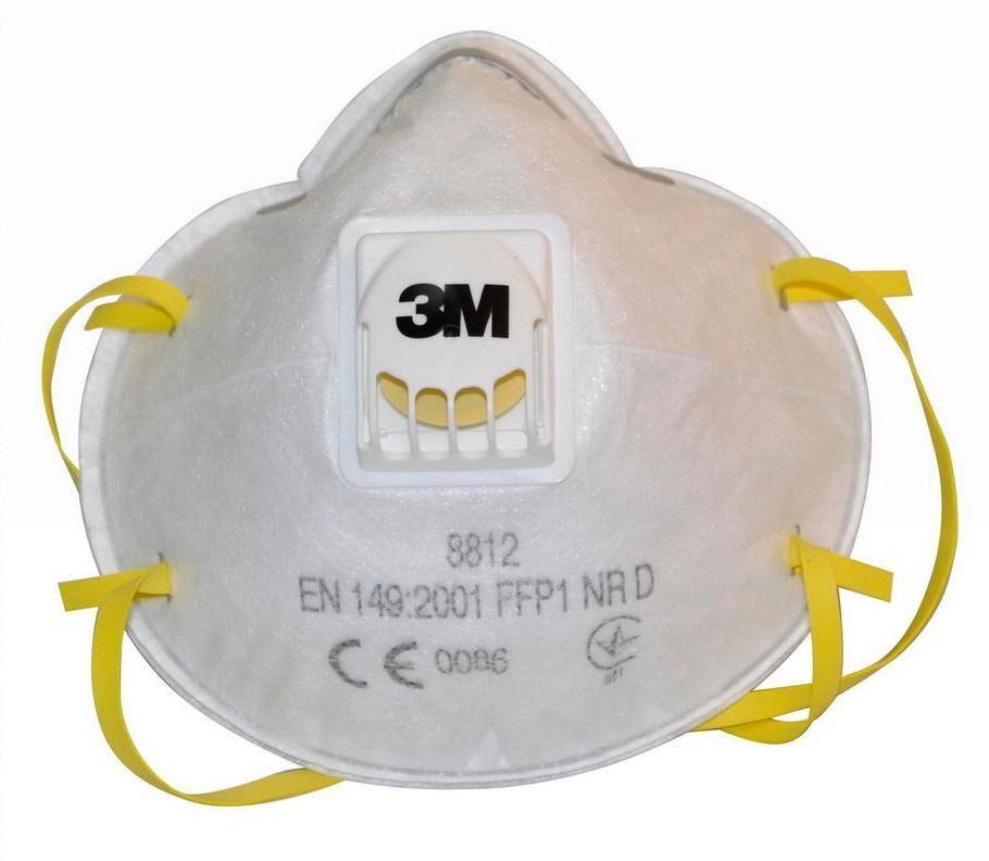 Респиратор противопылевой 3М арт.8812