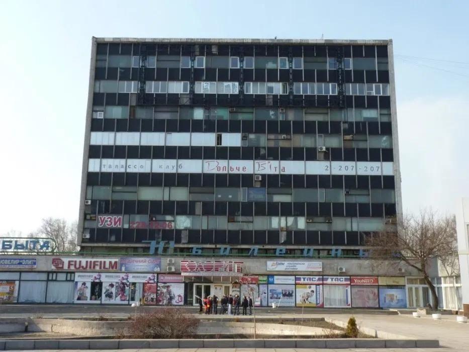 Продам помещение 6650 м2 центр Запорожья
