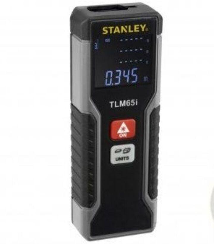Дальномер лазерный Stanley TLM 65