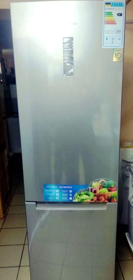 Двохкамерний холодильник SKYWORTH SRD-489CBES, інвертор 10р. гарантія