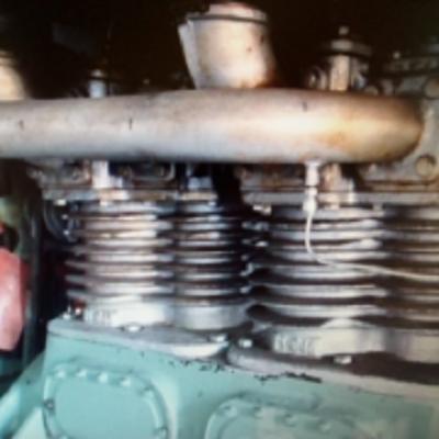 Запчасти компрессора дк-9м