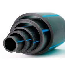 Газовая полиэтиленовая труба. Труба пластиковая газовая. ПЭ-100