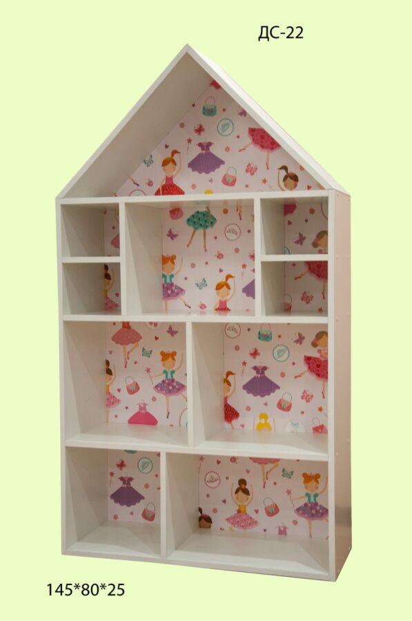 Принимаем заказы на домики для кукол, стеллажи для игрушек