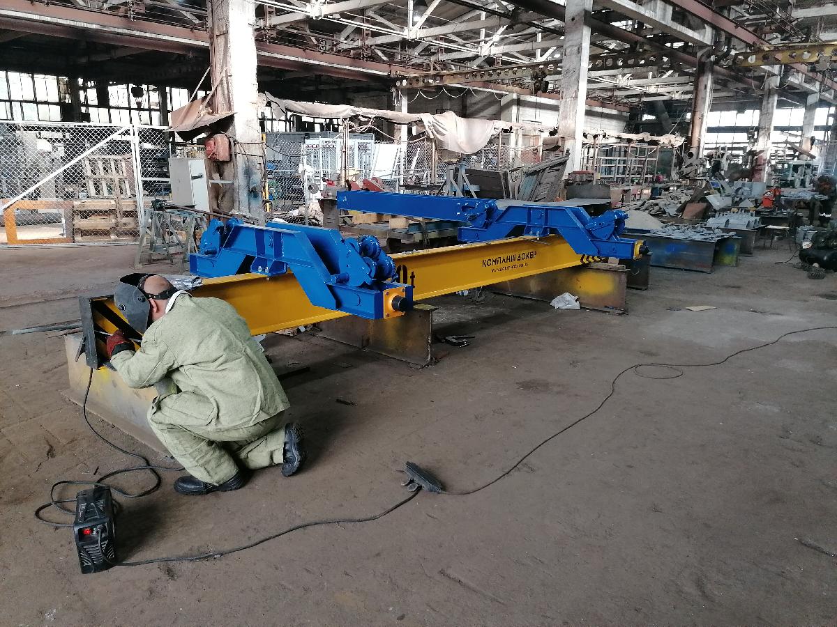 Краны грузоподъёмные, производство, обслуживание, ремонт.