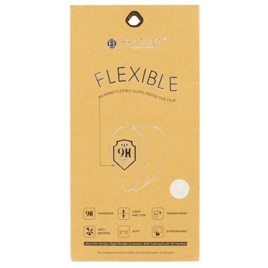 Защитное стекло Flexible Glass для HTC One M10 прозрачное