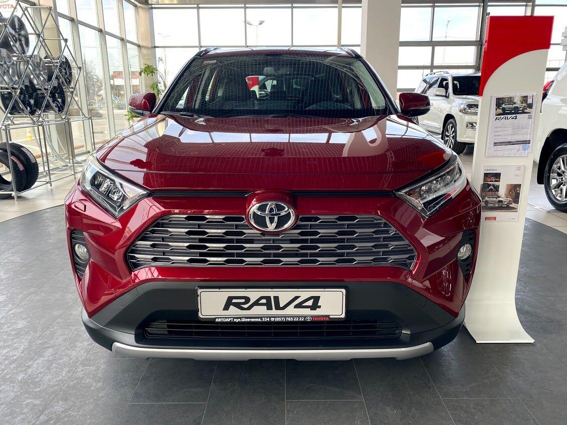 Продам Toyota RAV4 2.0 CVT 173 л.с.  Active