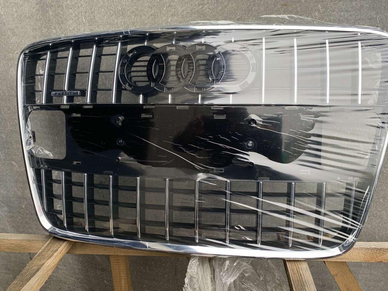 Решётка радиатора на Audi Q7