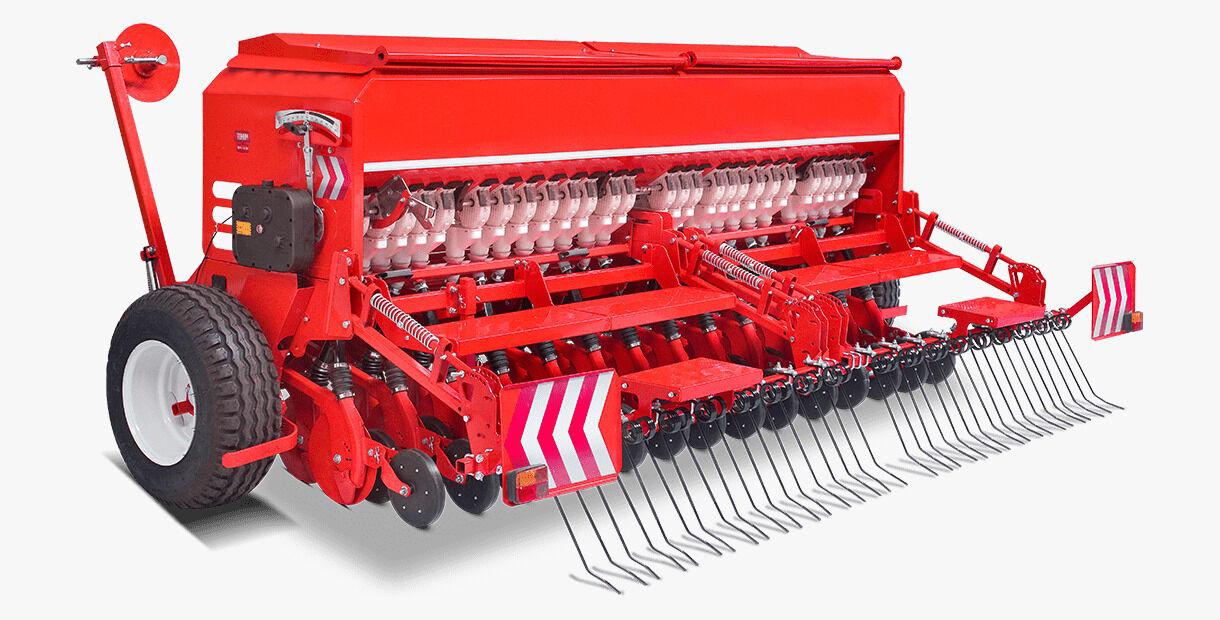 Сеялка зерновая механическая 5 метров сівалка зернова механічна