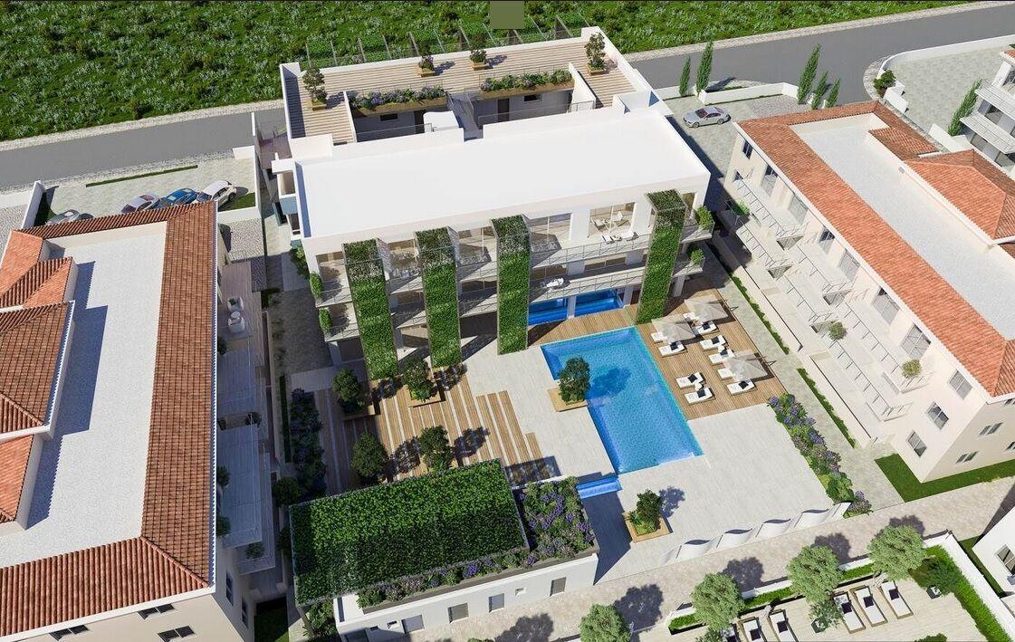Продам апартаменты, Кипр- Протарас,   1-комн.Mythical Resorts and Spа
