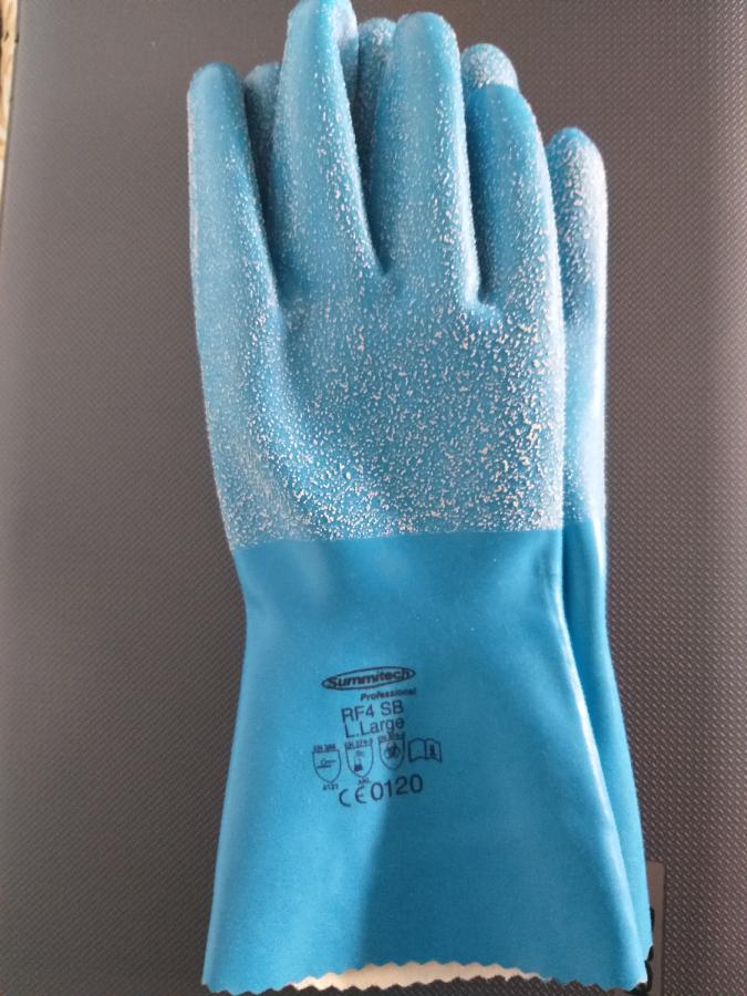 Професійні робочі рукавиці SUMMITECH RF 4SB+подарунок перчатки рабочие