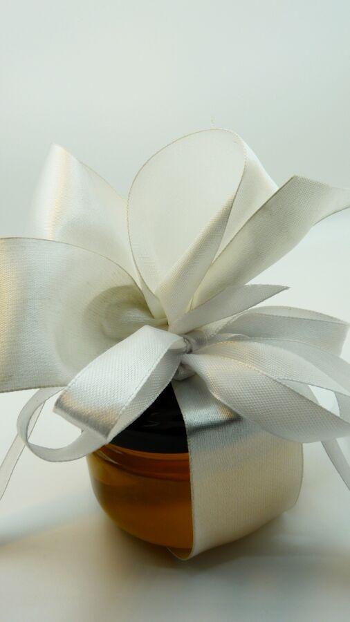 Медовый комплимент Белый (баночка меда), 140 грамм