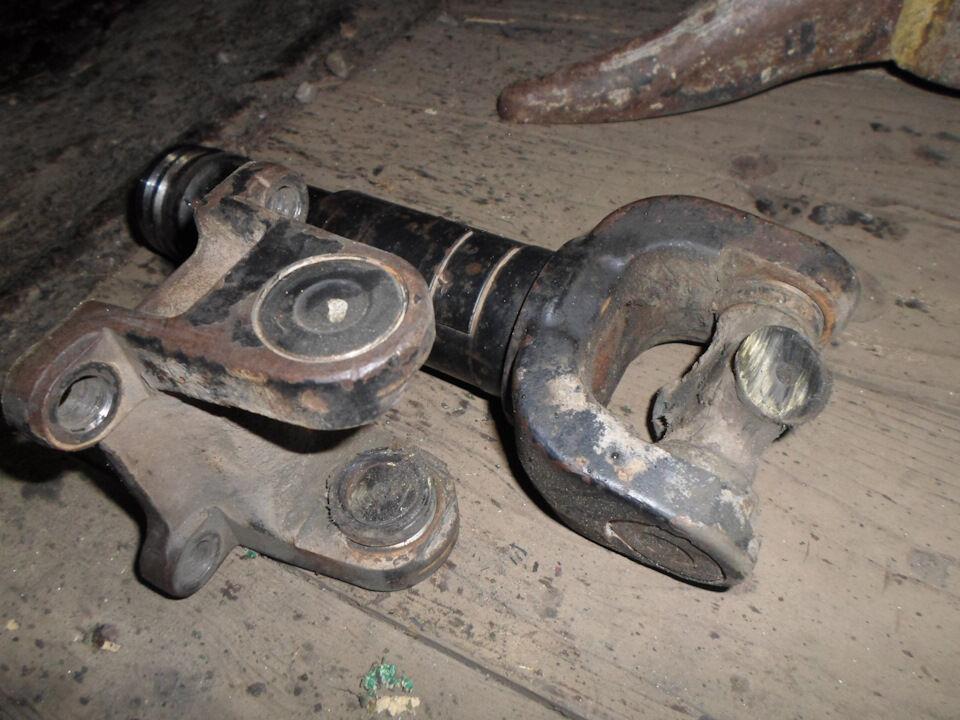 Ремонт карданов Nissan Patrol и других