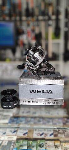 Катушка Weida с байтранером HJ-6000 4+1bb