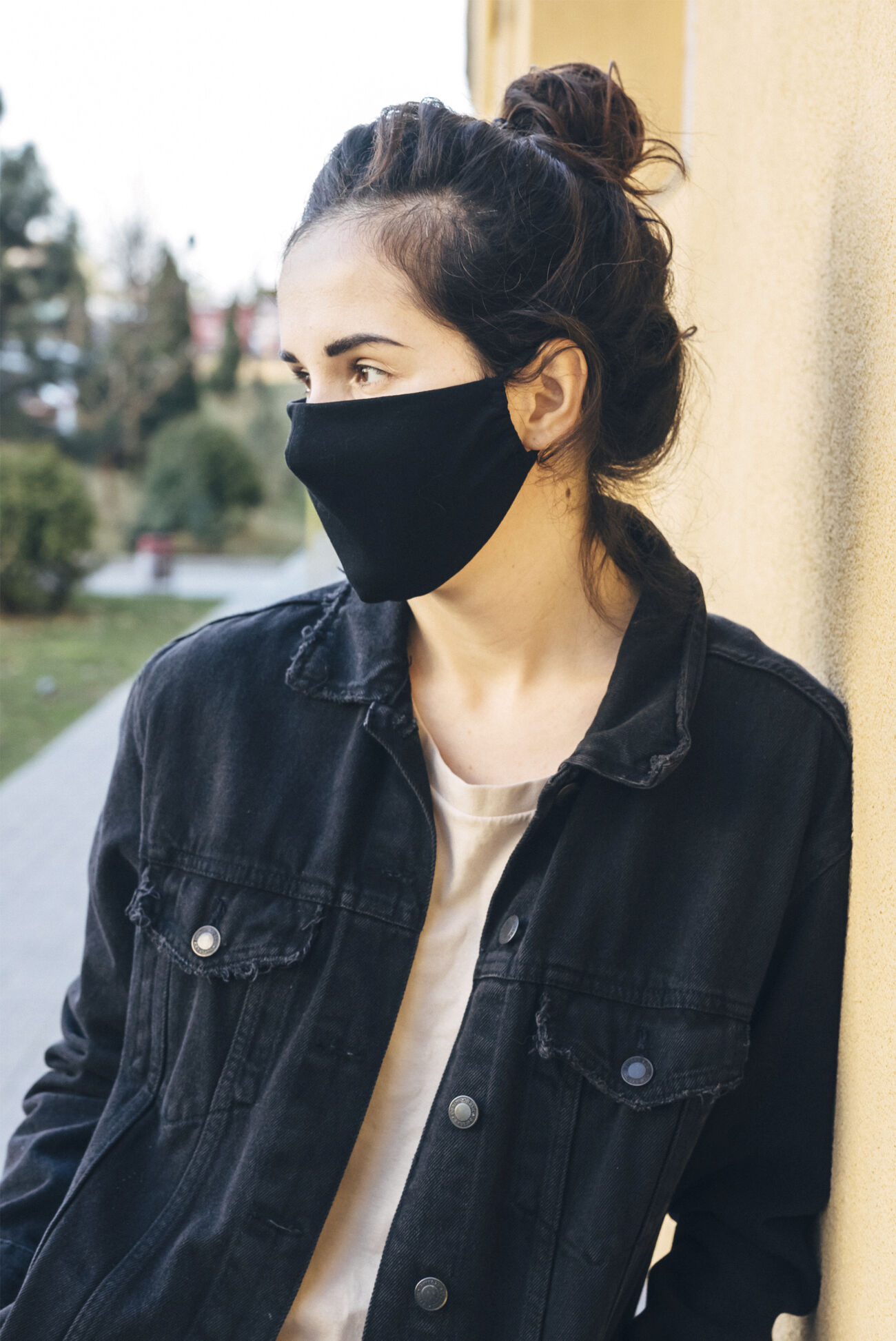 Многоразовые молодежные маски с принтами и без!