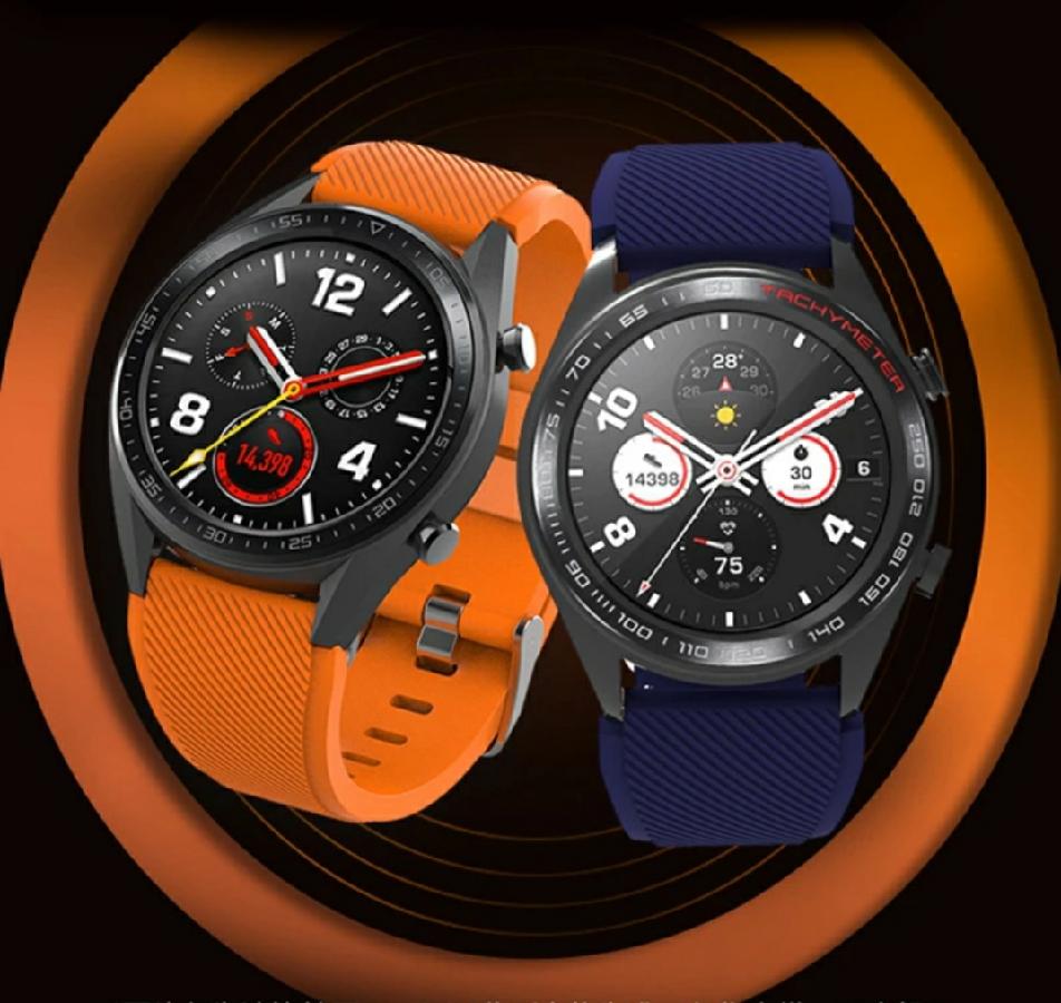 Galaxy watch 46 мм ремешок для samsung gear S3 Frontier active мужские