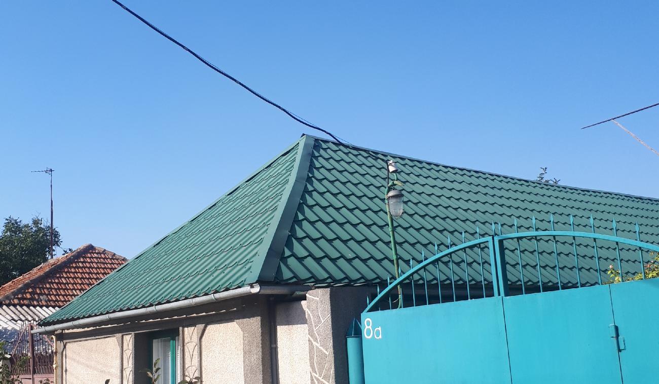 Ремонт старых крыш и монтаж новой кровли