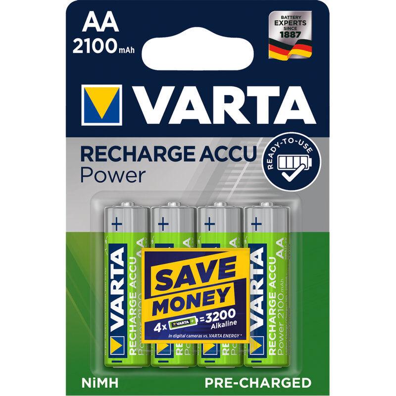 Акумулятор Varta Ready to Use (model 56706), AA / (HR6)