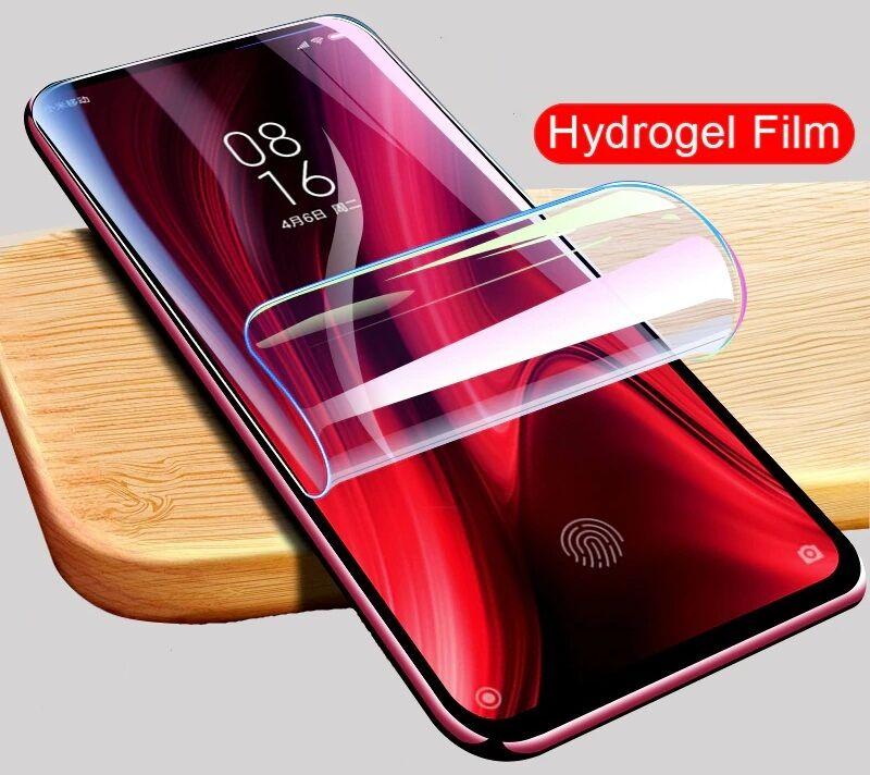 Пленка гидрогелевая защитная для экрана Xiaomi Redmi Note 8T