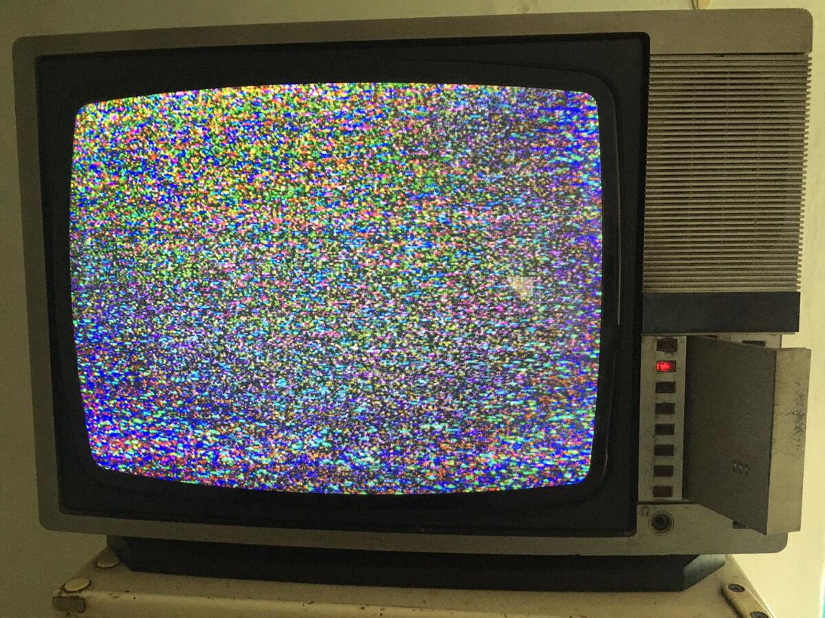 Телевізор кольоровий робочий