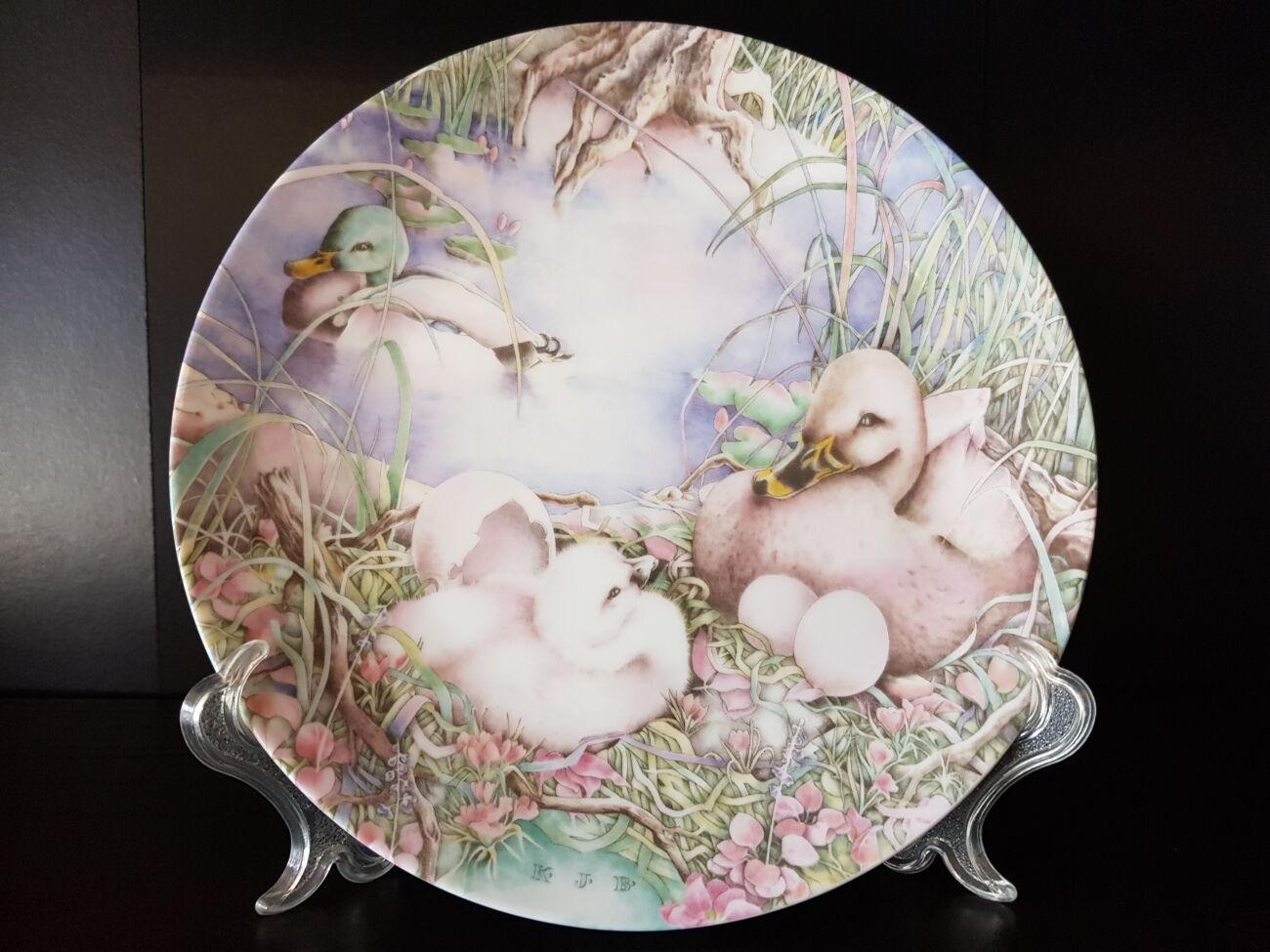 Продам датскую, декоративную, фарфоровую тарелку