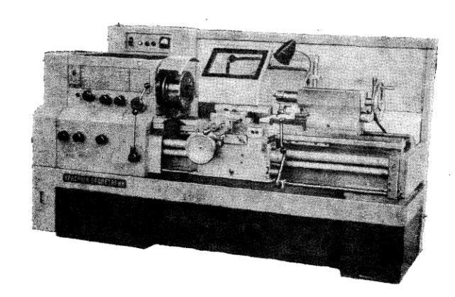 Токарный станок 16К25, 1993г.