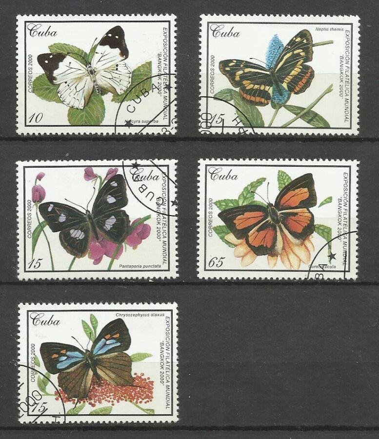Продам марки Кубы 2000  Фауна