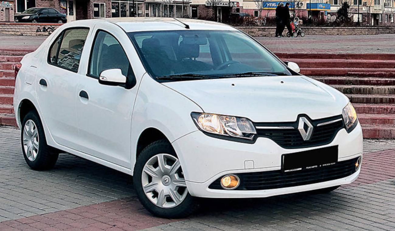 Renault Logan ***OFFICIAL*** 2016 в кредит, лизинг или рассрочку