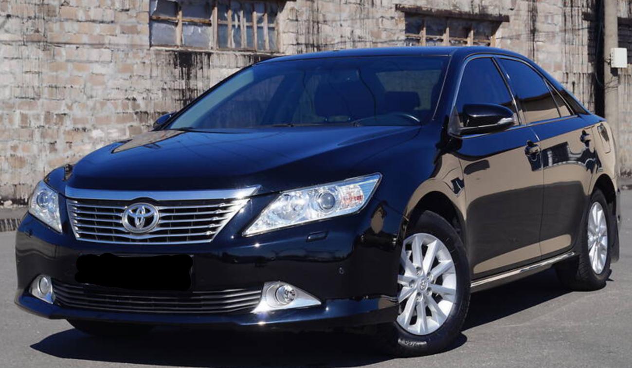 Toyota Camry НЕ КРАШЕНА 2013 в кредит, лизинг или рассрочку