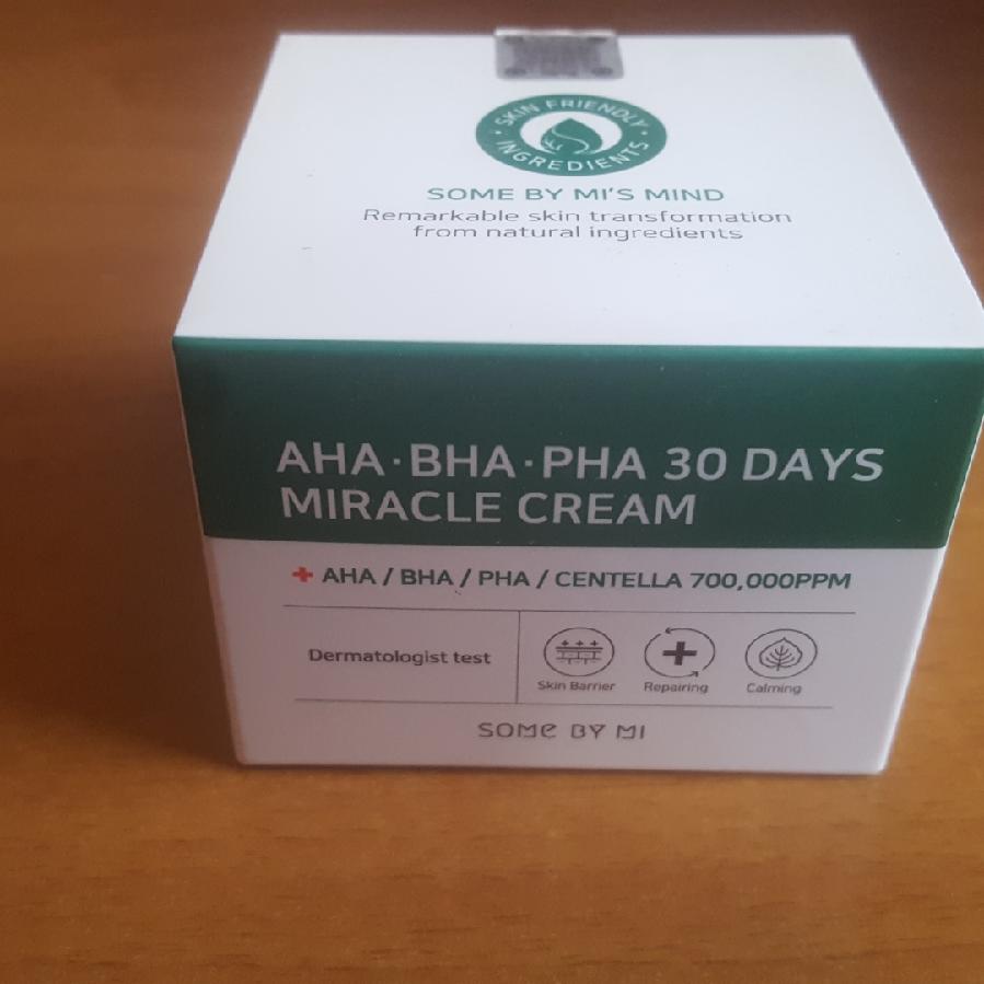 Крем для лица Some By Mi AHA/BHA/PHA 30 Days